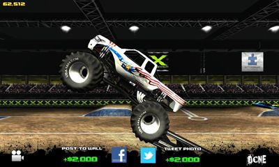 Monster truck destruction screenshot 6