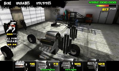 Monster truck destruction screenshot 1