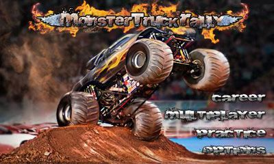 Monster Truck Rally обложка
