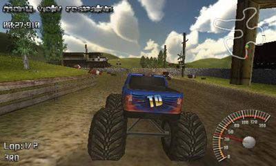 Monster Truck Rally скриншот 5