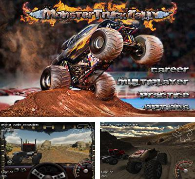 In addition to the game Race 2 for Android phones and tablets, you can also download Monster Truck Rally for free.