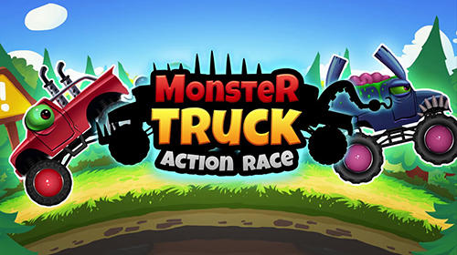Monster trucks action race