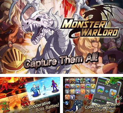In addition to the game Fun Run - Multiplayer Race for Android phones and tablets, you can also download Monster Warlord v 1.5.2 for free.