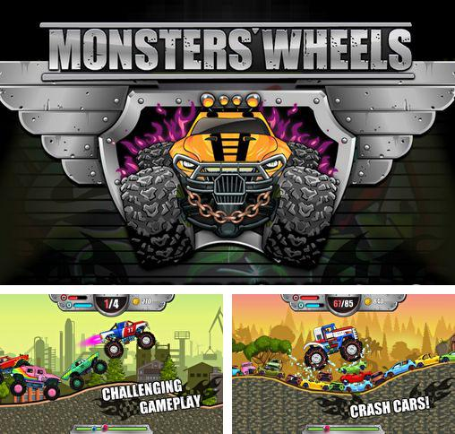 Monster wheels: Kings of crash