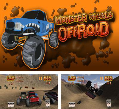 In addition to the game Crazy Bill Zombie Stars Hotel for Android phones and tablets, you can also download Monster Wheels Offroad for free.