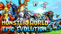Monster world: Epic evolution APK