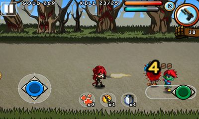 Monster Zombie 2 Premium screenshot 5