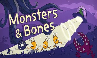 Monsters & Bones обложка