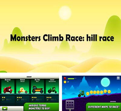 In addition to the game Oops Zombie for Android phones and tablets, you can also download Monsters Climb Race: hill race for free.