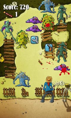 Juega a Monsters Death: The Battle of Hank para Android. Descarga gratuita del juego Muerte de Monstruos: Batalla de Hank .