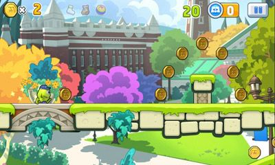 Screenshots von Monsters, Inc. Run für Android-Tablet, Smartphone.