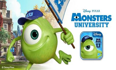 Monsters U: Catch Archie poster