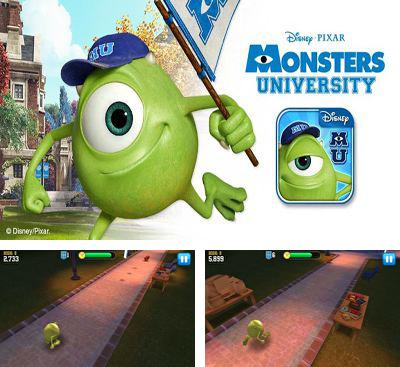 En plus du jeu Les Blocs Cosmiques pour téléphones et tablettes Android, vous pouvez aussi télécharger gratuitement L'Université des Monstres: Attrape Archie, Monsters U: Catch Archie.