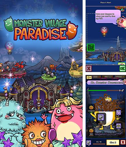 Monsters village paradise: Transylvania