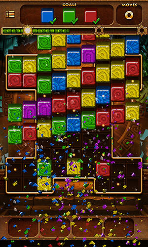 Montezuma's blast screenshot 1