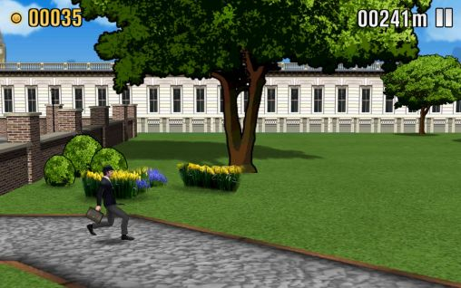 Monty Python's: The ministry of silly walks screenshot 2