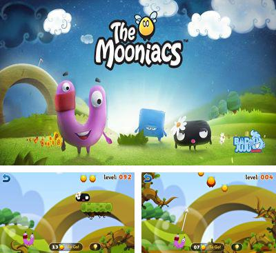 In addition to the game Chicken Coup Remix HD for Android phones and tablets, you can also download Mooniacs for free.