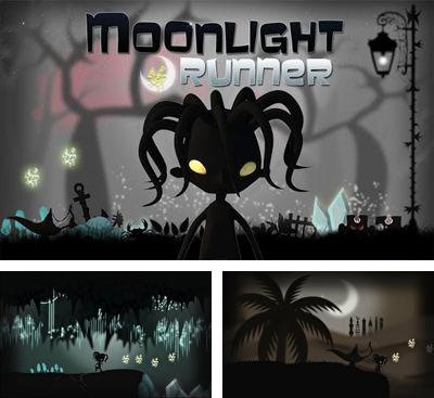 In addition to the game Rise of the Blobs for Android phones and tablets, you can also download Moonlight Runner for free.
