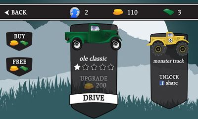 Download Moonshine Runners Android free game.