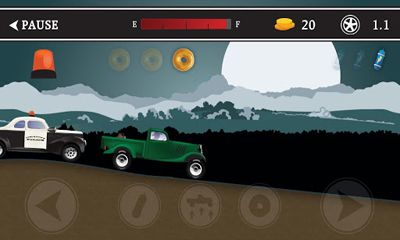 Screenshots of the Moonshine Runners for Android tablet, phone.