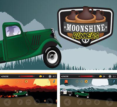 In addition to the game I'm Jack for Android phones and tablets, you can also download Moonshine Runners for free.