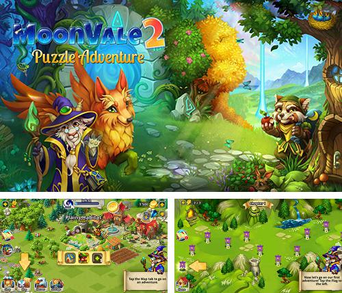 Moonvale 2: Puzzle adventure