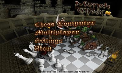 Morph Chess 3D screenshot 1
