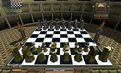 Morph Chess 3D screenshot 2