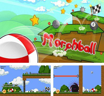 In addition to the game Shoot The Fokkers for Android phones and tablets, you can also download MorphBall for free.