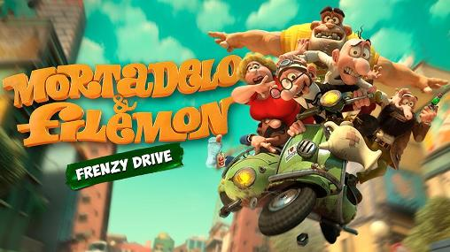 Mortadelo and Filemon: Frenzy drive