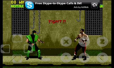Mortal Combat 2 screenshot 3