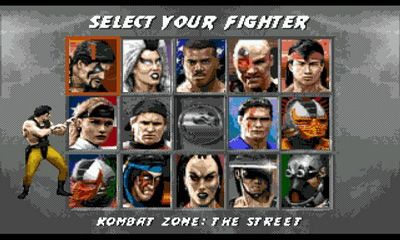 Mortal Combat 2 screenshot 4