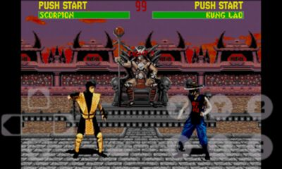 Mortal Combat 2 screenshot 5