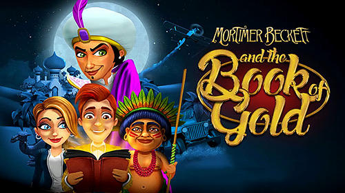 Mortimer Beckett and the book of gold poster
