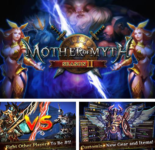 Mother of myth: Season 2