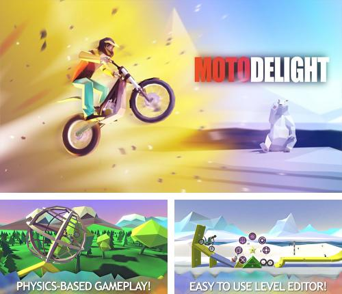 In addition to the game Moto delight for Android, you can download other free Android games for Lenovo Tab 4 Plus LTE 8'.