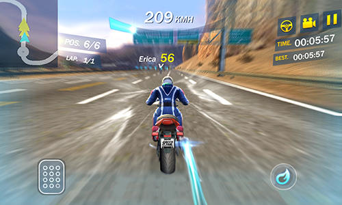 Jogue Moto drift racing para Android. Jogo Moto drift racing para download gratuito.