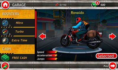 Download Moto Locos Android free game.