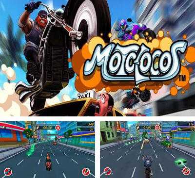 In addition to the game Nutty Fluffies Rollercoaster for Android phones and tablets, you can also download Moto Locos for free.