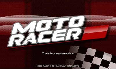 Moto Racer 15th Anniversary poster