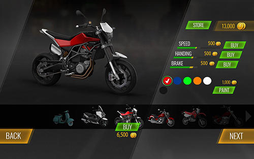 Moto traffic race 2 screenshot 4