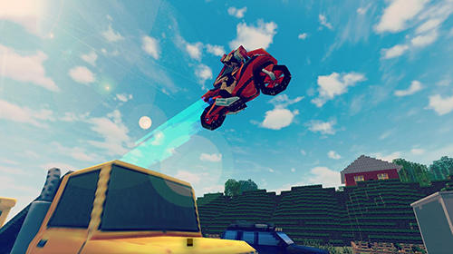 Скачати гру Moto traffic rider: Arcade race на Андроїд телефон і планшет.