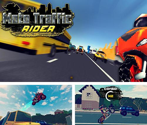 Moto traffic rider: Arcade race