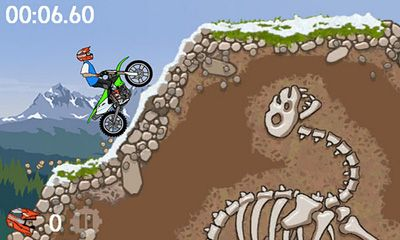 Screenshots von Moto X Mayhem für Android-Tablet, Smartphone.