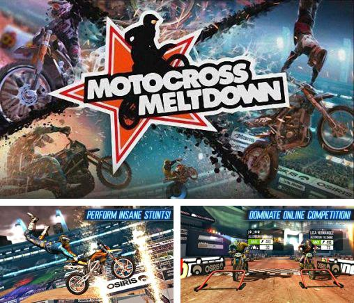 In addition to the game Red Bull X-Fighters Motocross for Android phones and tablets, you can also download Motocross meltdown for free.