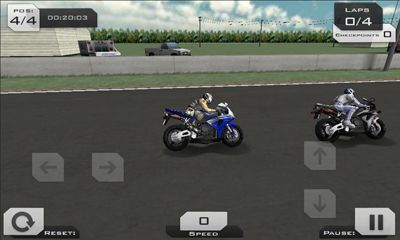 MotoGp 3D  Super Bike Racing für Android spielen. Spiel MotoGp 3D Super Bike Racing kostenloser Download.