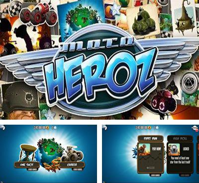 In addition to the game Monster Shooter 2: Back to Earth for Android phones and tablets, you can also download Motoheroz for free.