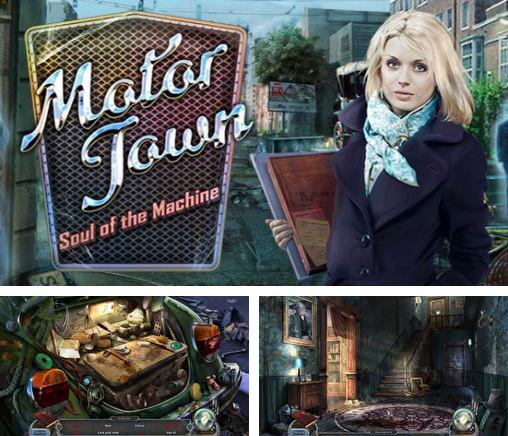 In addition to the game Natalie Brooks: The Treasures of the Lost Kingdom for Android phones and tablets, you can also download Motor town: Soul of the machine for free.