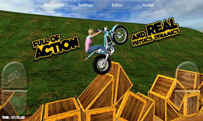 Motorbike screenshot 5