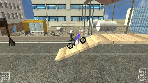 Motorbike stuntman screenshot 2